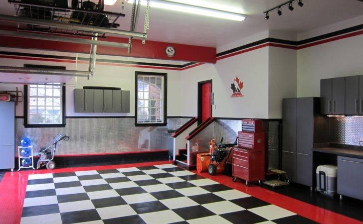 Car Garage Interior Design Designs Home