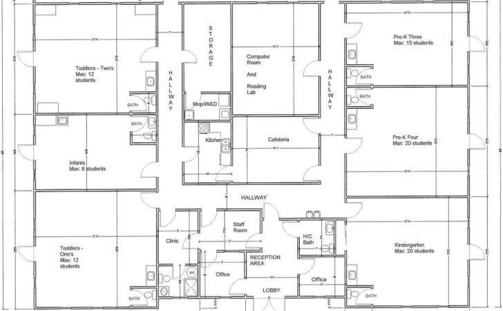 Care Center Floor Plans