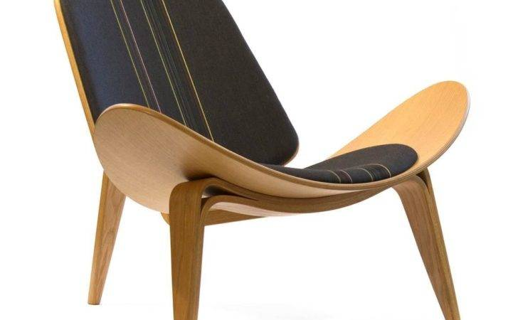 Carl Hansen Shell Lounge Chair Hans Wegner Denmark