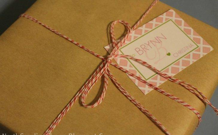 Carolina Charm Baker Twine Gift Wrapping