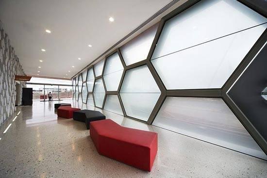 Caroline Springs Library Interior Design Architecture