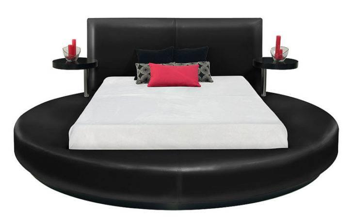 Carosello Modern Round Bed