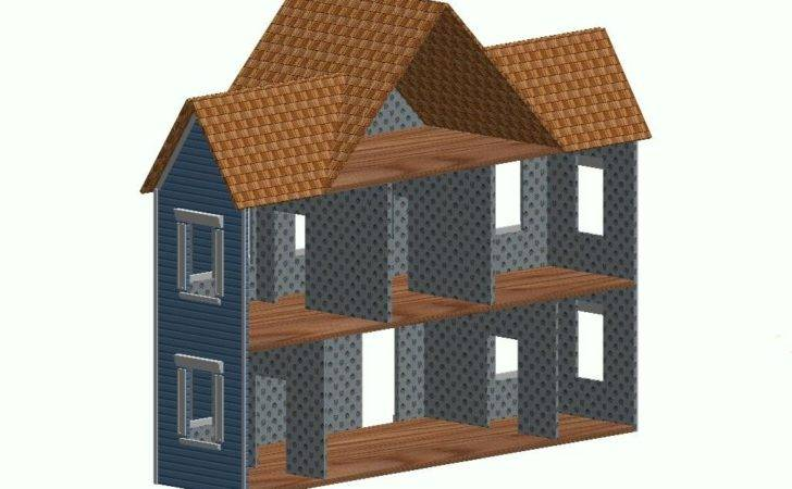 Carpentry Knowledge Skills Needed Build These Dollhouse