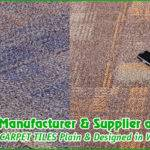 Carpet Tiles Manufacturer Supplier India