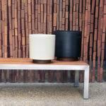 Case Study Planter Plinth White Modernica Horne