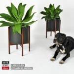 Case Study Planters Home Design Pinterest