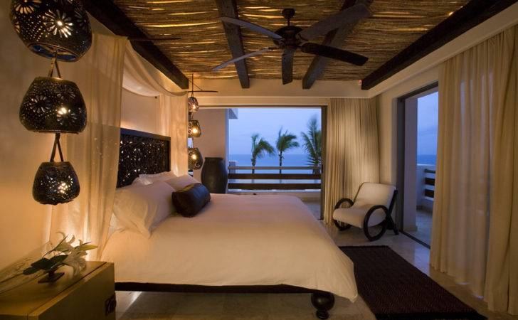 Casual Dining Flor Noche Penthouse Bedroom Cabo Azul Resort