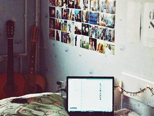 Casual Indie Bedroom Ideas Home Design Interior
