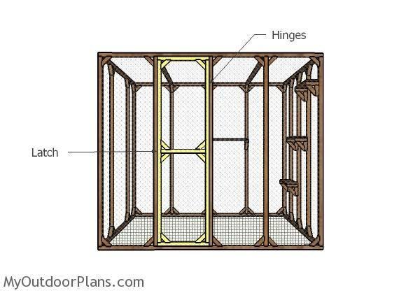 Catio Plans Myoutdoorplans Woodworking