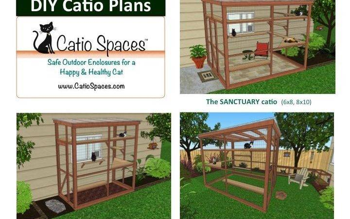 Catio Plans Spaces Diy Forward