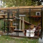 Catio Special Cat Fortress Allows Your