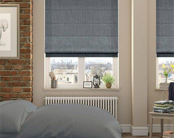 Cavendish Flint Roman Blind Blinds