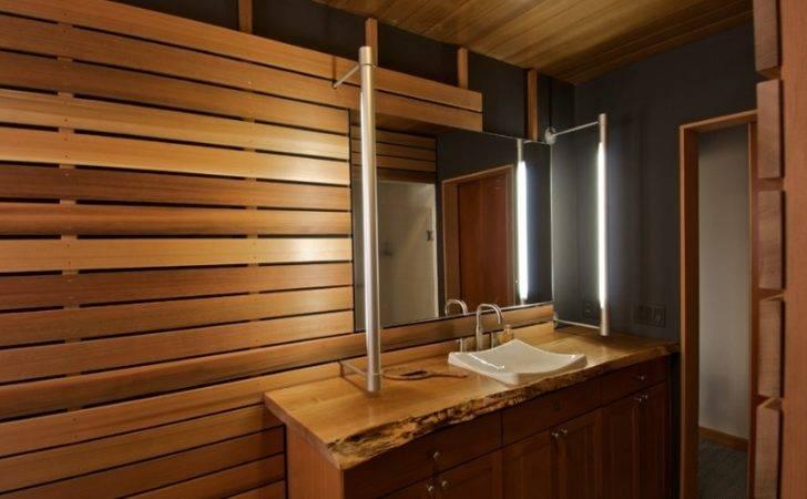 Cedar Bathroom Wall Ideas Besides Home Lindal