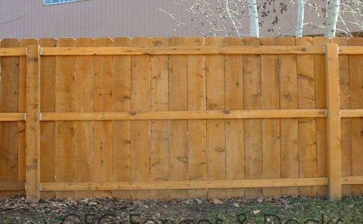 Cedar Fence Designs Fencing Utah