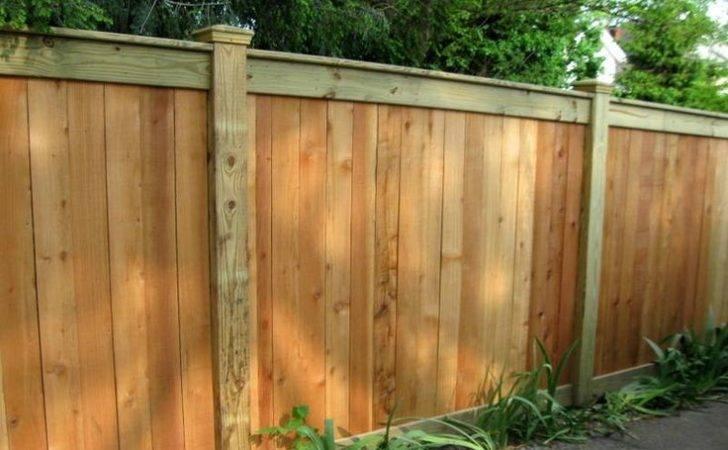 Cedar Fence Designs Pdf Plans Woodworking Resources