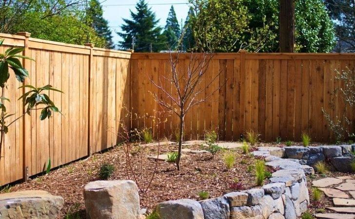 Cedar Fence Home Remodel Ideas Pinterest