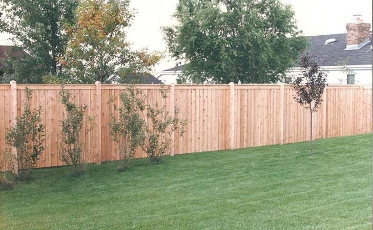 Cedar Fence Ideas Valley Custom