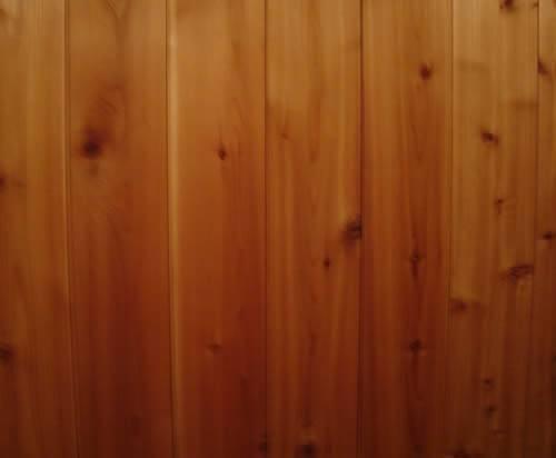 Cedar Paneling Pinterest Walls Feature Below