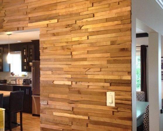 Cedar Wood Shim Wall Diy Home Pinterest