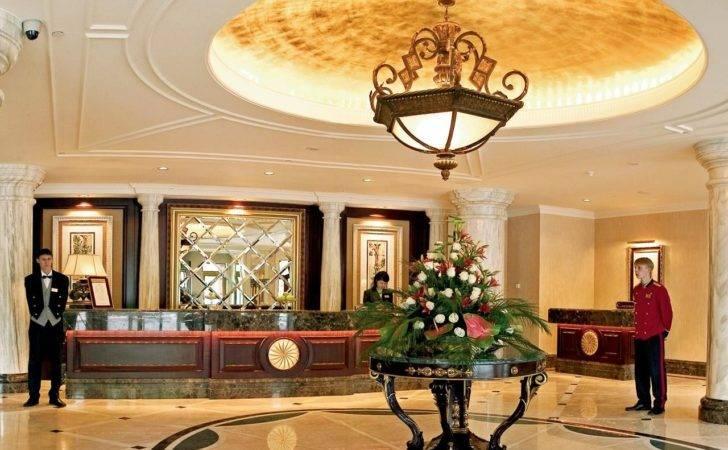 Ceiling Design Lobby Gharexpert