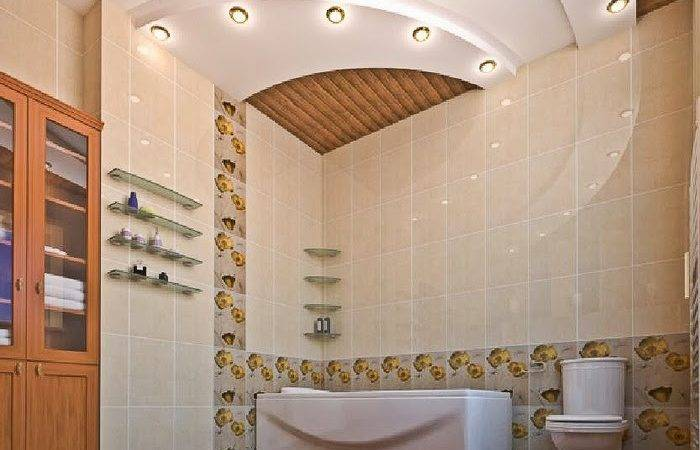 Ceiling Designs Bathroom Latest Tips False