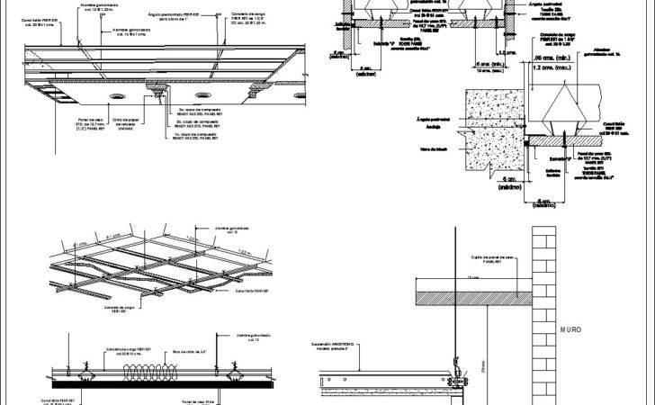 Ceiling Details Design Elevation