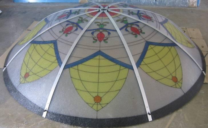 Ceiling Dome Art Design