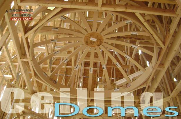 Ceiling Domes Simplified New Consruction Remodels