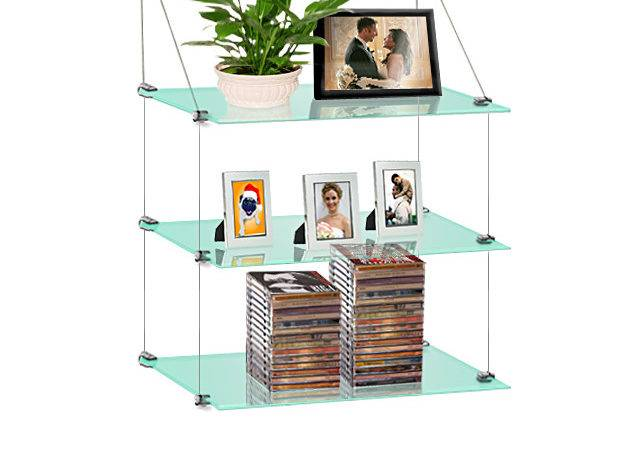Ceiling Hanging Shelves Systems