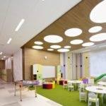 Ceilings Acoustic Hygiene Design Ceiling