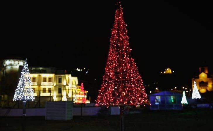Celebrations Christmas Decorations Tbilisi