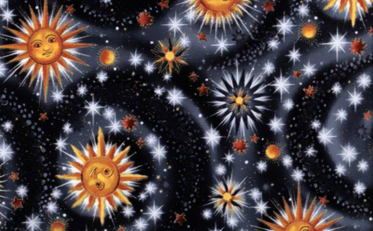 Celestial Sun Moon Stars Myspace