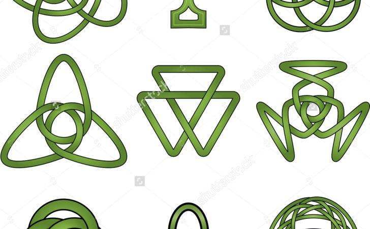 Celtic Irish Designs Vector Illustration Shutterstock