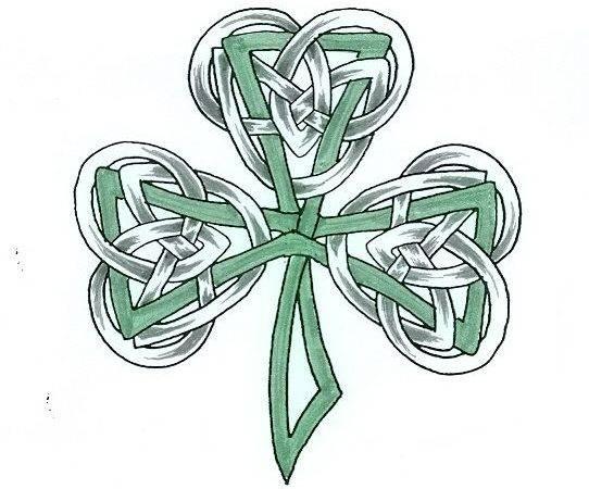Celtic Irish Tattoo Design
