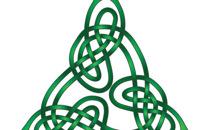 Celtic Knot Vector Clipart Best