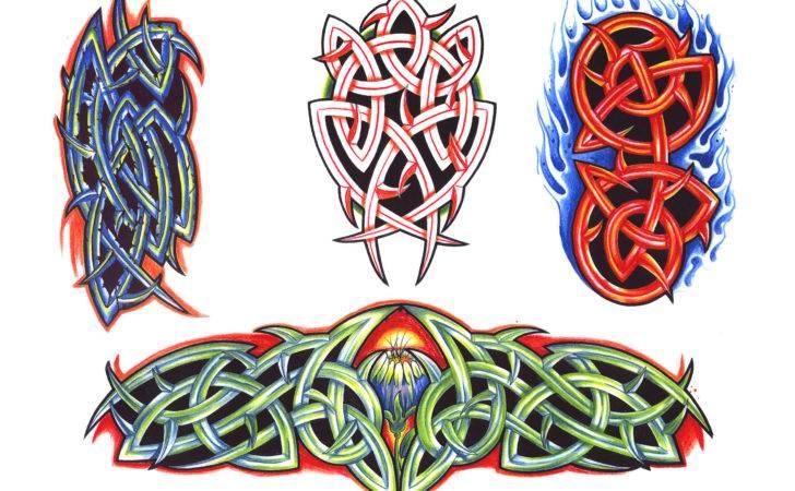 Celtic Knot Work Tattoo Designs Julian
