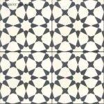 Cement Tile Shop Handmade Agadir White