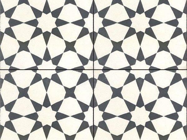Cement Tile Shop Handmade Agadir White