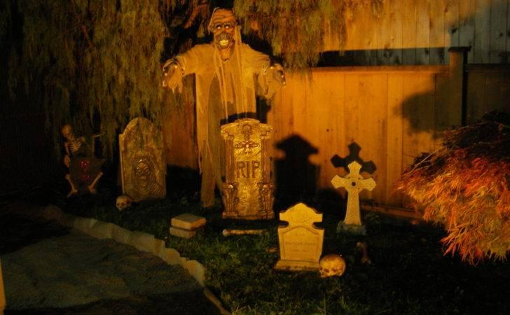 Cemetery Lighting Halloween Haul Pinterest
