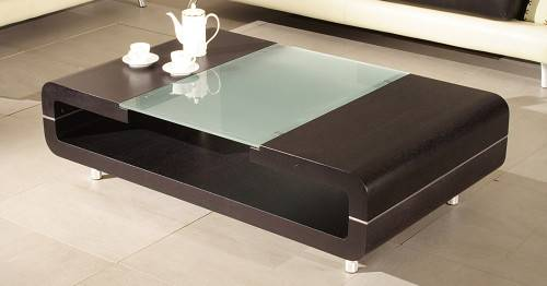 Center Table Shaped Base Rectangular Tables