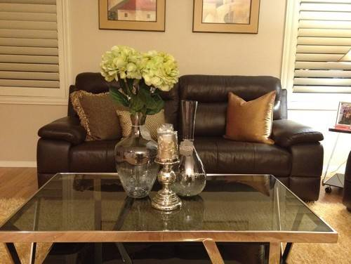 Centerpiece Ideas Coffee Table