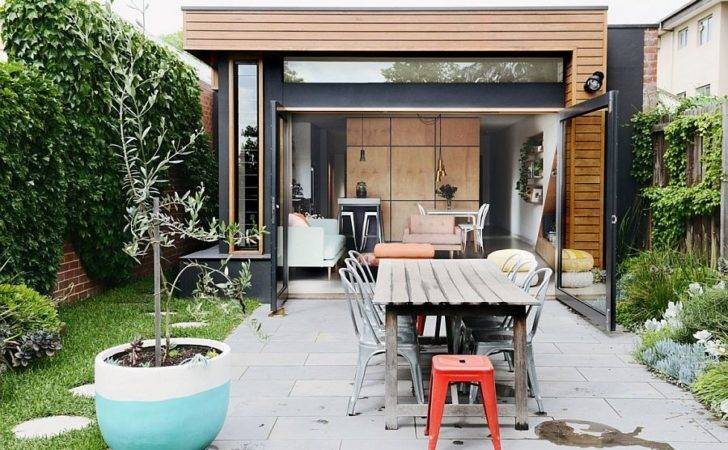 Central Pod Cheerful Living Space Revive Dreary Melbourne Home