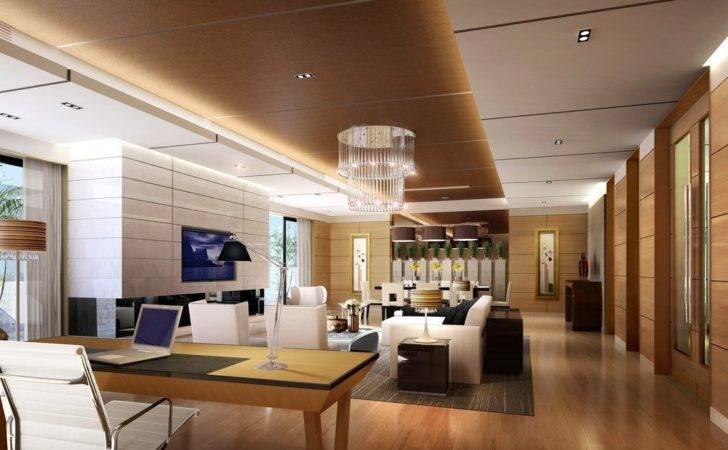 Ceo Office Interior Design Luxury Offices