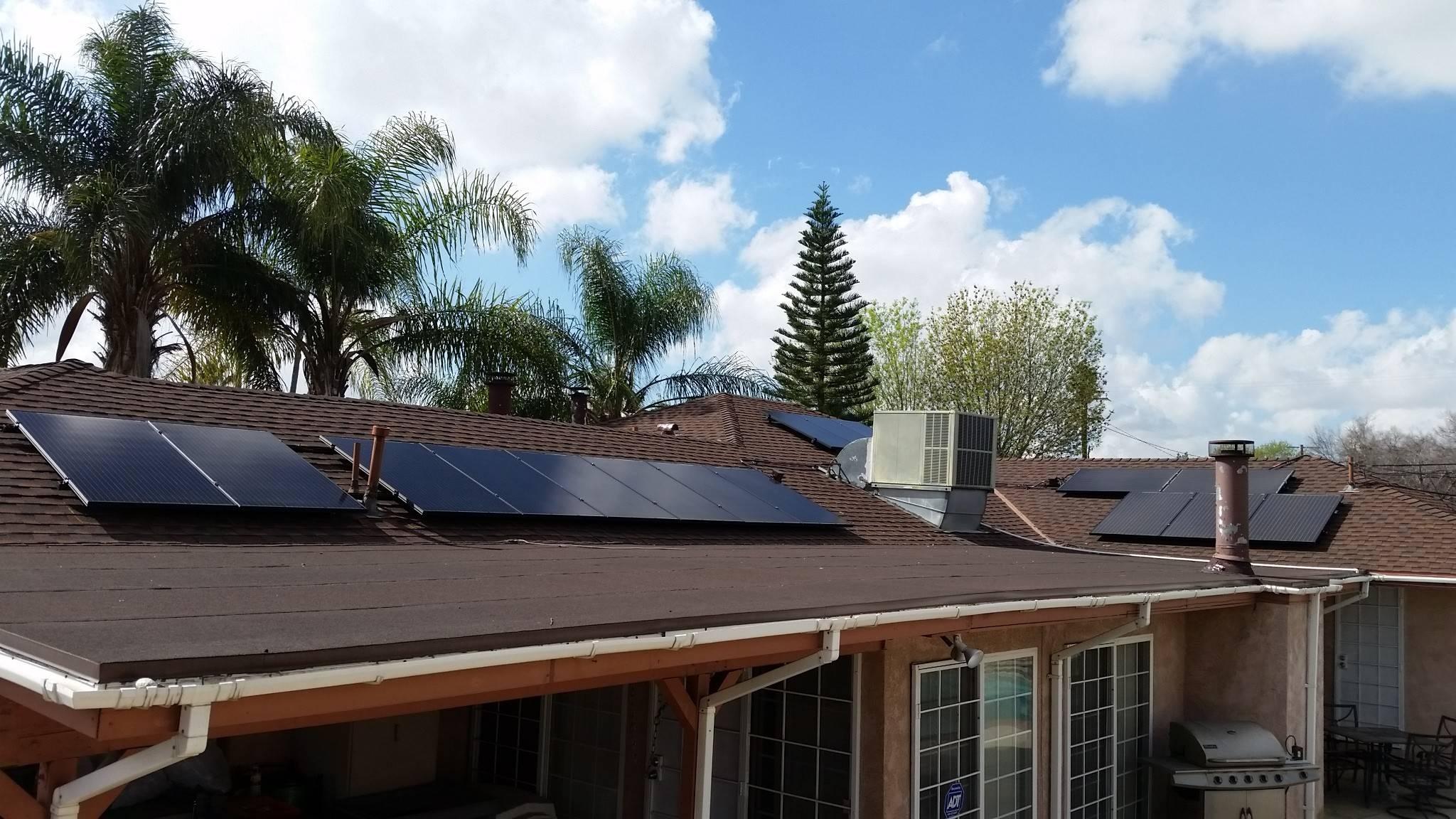 Cerboni Residence Evolution Solar Energy