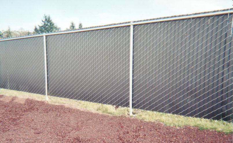Chain Link Fence Privacy Panel Fencing
