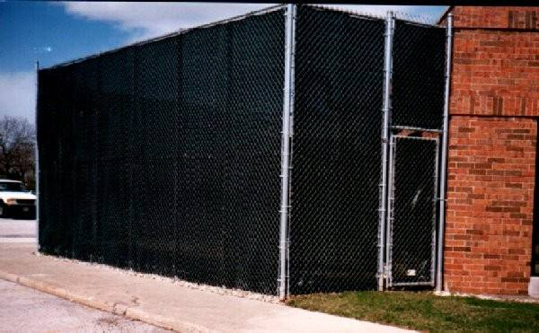 Chain Link Fence Privacy Screen Screening