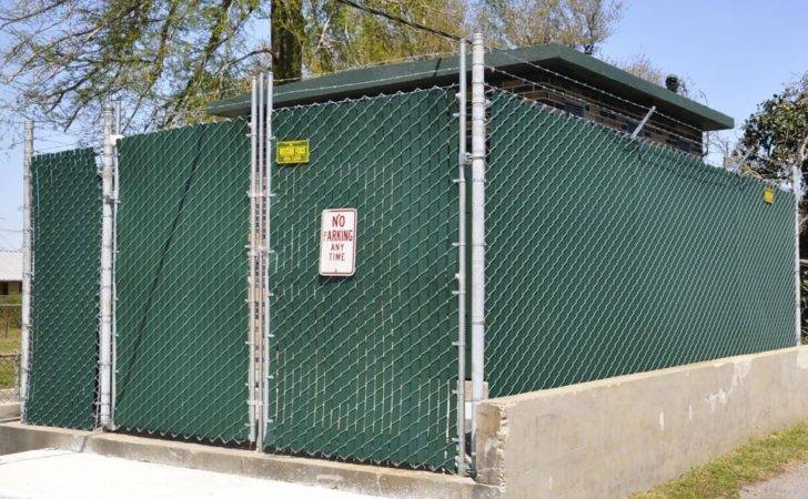 Chain Link Fence Screen Project Pdf Woodworkers Source