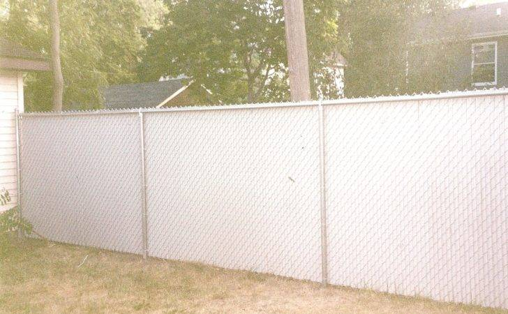 Chain Link Fence Slats Privacy Decorative