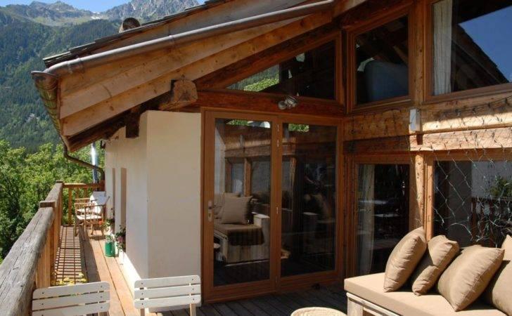 Chalet Bibendum Chamonix France White Blancmange