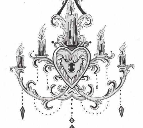 Chandelier Tattoo Tumblr